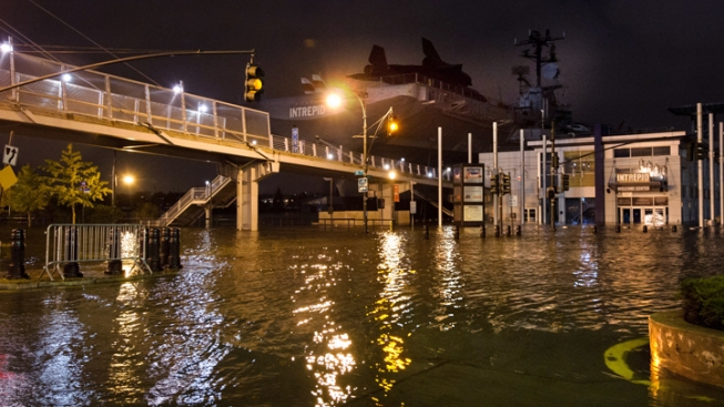 Sandy's Tri-State Death Toll: 54 Lives and Counting