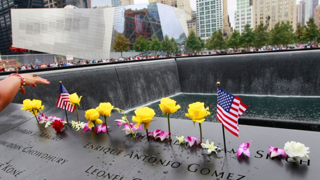 9/11 Families Upset Over Tourists' Treatment of Memorial: Report