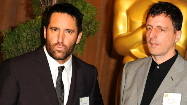 "That's ""Academy Award Winner Trent Reznor"" to You"