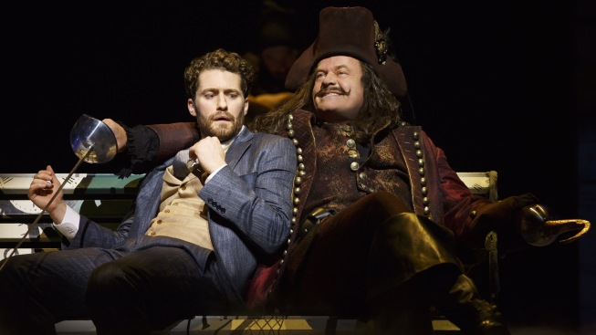 "Matthew Morrison, Talented Tykes Help ""Finding Neverland"" Get Off the Ground"