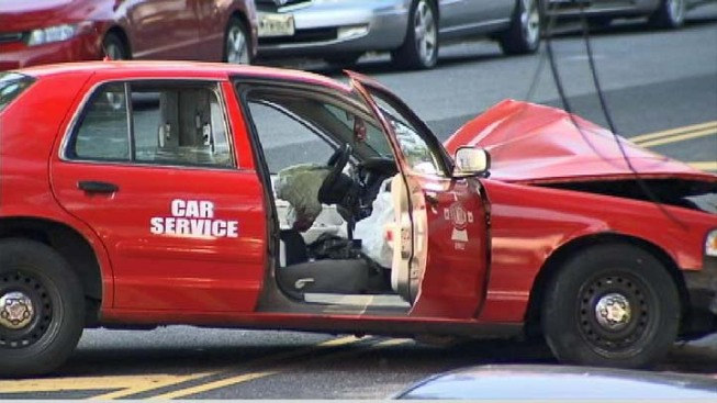 Newark Cabbie Shot and Killed Dead Inside Taxi