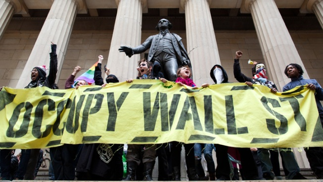 Occupy Wall Street Gears Up for Spring Training