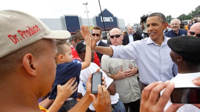 Obama Signs NJ Disaster Declaration After Lee