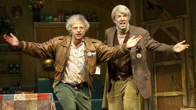 Nick Kroll and John Mulaney Say 'Oh, Hello' to Broadway in Hilarious New Show