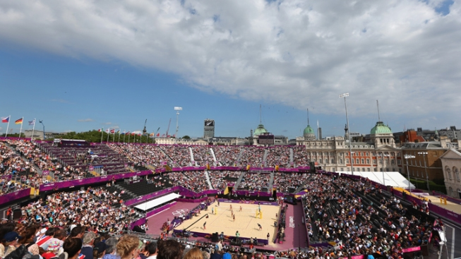 Bikinis Here to Stay in Olympic Beach Volleyball