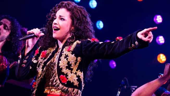Gloria and Emilio Estefan Make It Happen, in 'On Your Feet!'