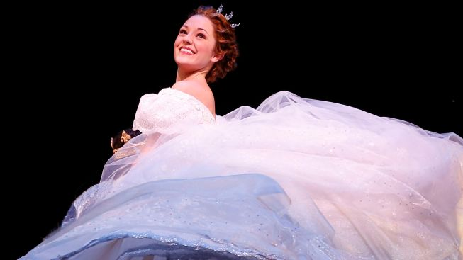 """Cinderella"" Star Laura Osnes Chronicles Her Own Fairy Tale"