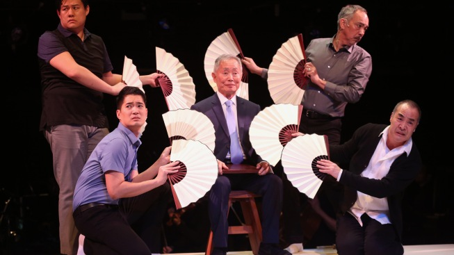 George Takei Returns in Rare Revival of Sondheim's 'Pacific Overtures'