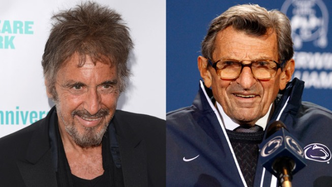 Al Pacino in Talks to Play Joe Paterno in Biopic