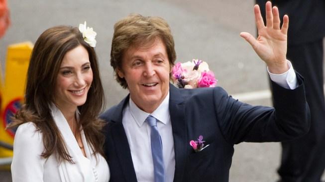 Paul McCartney's Bride Steps Down from MTA