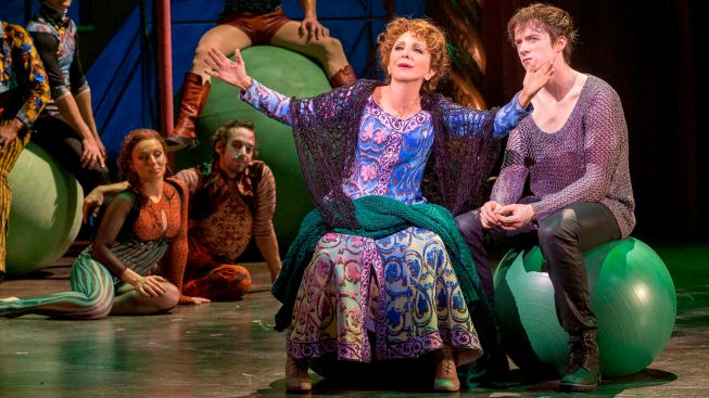 """Pippin"" Heads for New York With Original A.R.T. Cast"