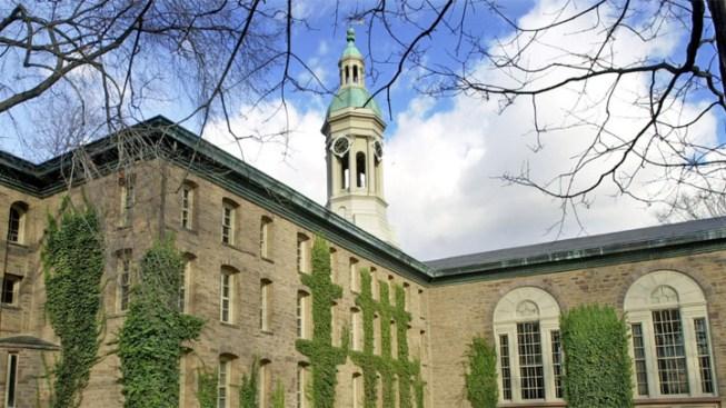 Princeton: Hammer Sound Prompted Gunshot Scare