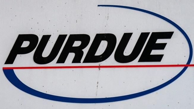 California Sues Opioid Maker Purdue Pharma