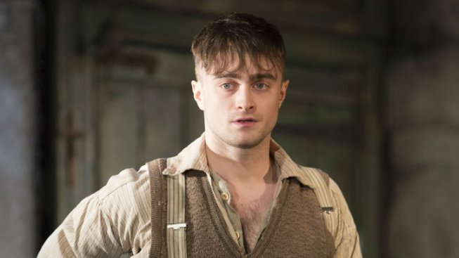 "Radcliffe Returns to Broadway for ""Cripple"""