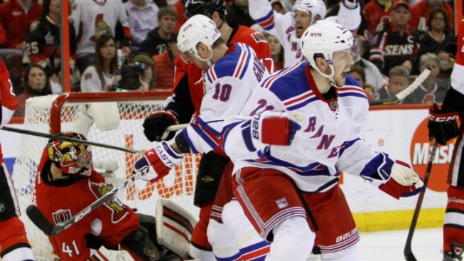 Rangers Know the Stakes Going into Game 7