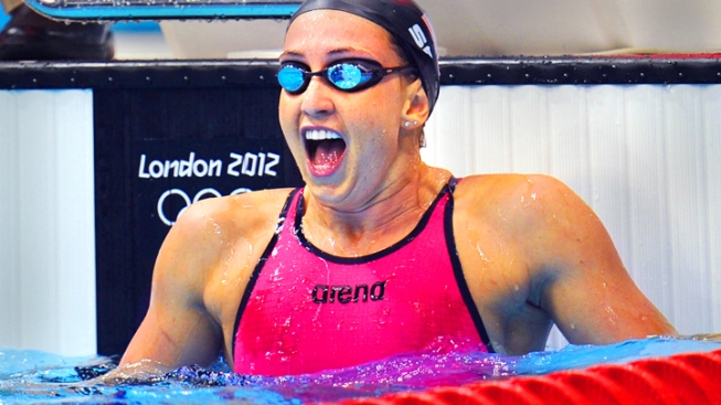 NJ's Soni Sets World Record in 200m Breast Semifinals