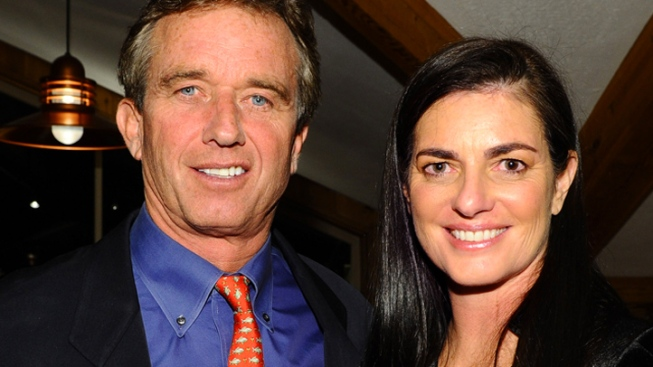 RFK Jr. Denies Stopping Financial Support of Estranged Wife