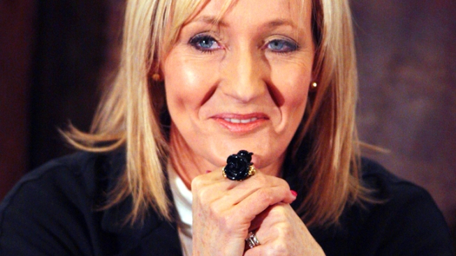 JK Rowling Unveils New Harry Potter Story and Song by Little-Known Sorceress Celestina Warbeck