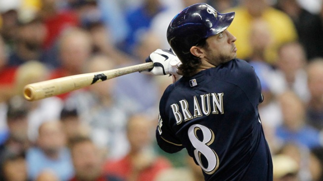 Ryan Braun's 50-Game Suspension Overturned