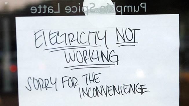 Power Restored in NJ