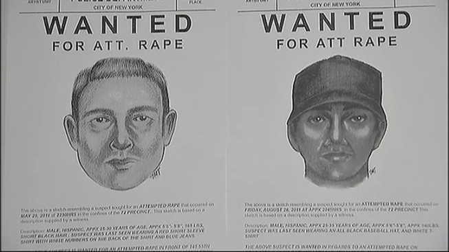 See Sketches of Suspects in Brooklyn Sex Attacks