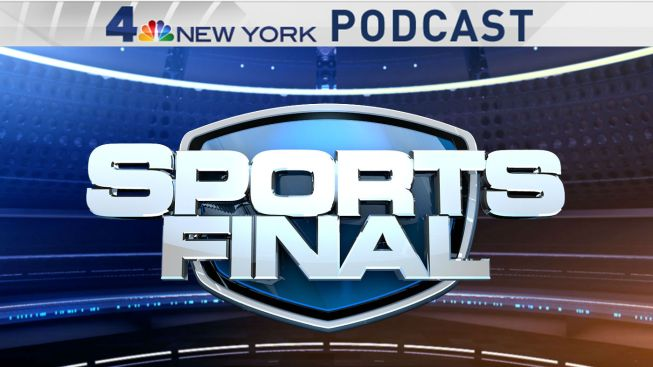 NBC 4 New York's Sports Final Podcast