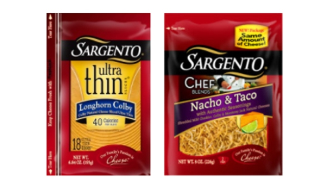 Sargento Foods Recalls Colby Cheeses Due to Listeria Concerns