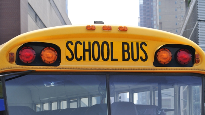 Aging, Polluting School Buses Remain on Calif. Roads