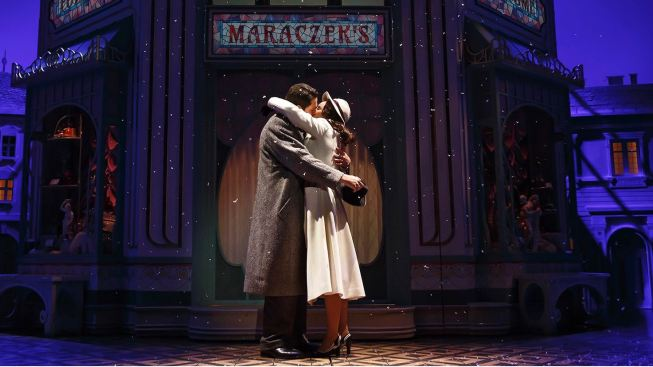 'She Loves Me' Revival Is All Sweetness and Light
