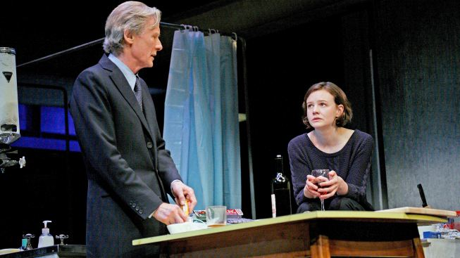 "Jaded Lovers Reconnect in David Hare's ""Skylight"""
