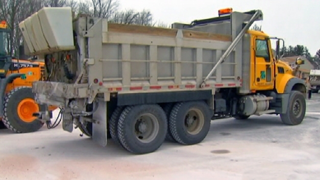 Salt, the Solution for Wintry Roads, Threatens US Waters