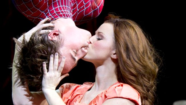 "Broadway's ""Spider-Man"" Settles Lawsuit Involving Ex-Director"