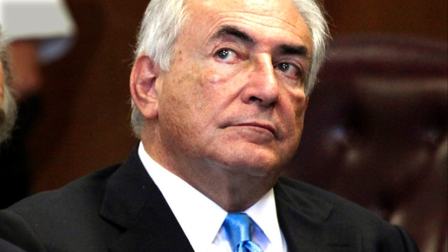 Strauss-Kahn, '03 Rape Accuser to Appear Before Judge