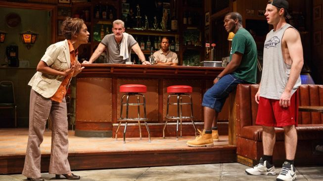 Pulitzer Winner Lynn Nottage Returns With Timely, Frustrating 'Sweat'