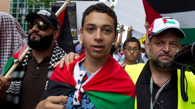 Israel Convicts Police Officer in Beating of Florida Teen