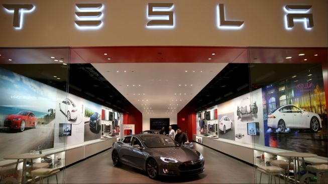 Tesla Walks Back Its Plan to Close Most Showrooms