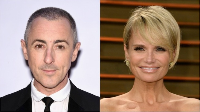Alan Cumming and Kristin Chenoweth Will Host the 2015 Tony Awards