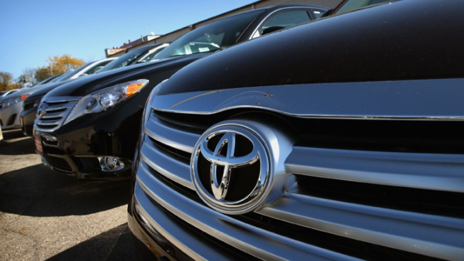 U.S. Fines Toyota for Delayed Safety Reports