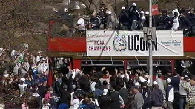CT Throws UConn a Parade