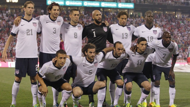 U.S. Clinches Spot in 2014 World Cup