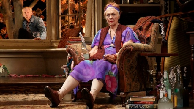 "Review: ""The Velocity of Autumn,"" The Tenacity of Estelle Parsons"