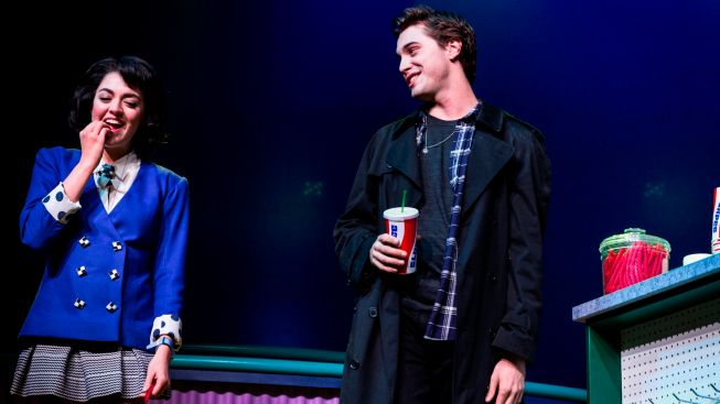 "Review: ""Heathers"" Returns as a Musical, and it's Very ... Different"