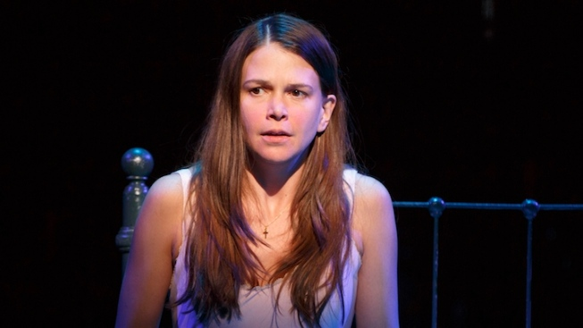 "Review: Sutton Foster Reinvents Herself in ""Violet"""