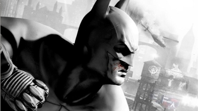 Batman Movie to Film in Newark