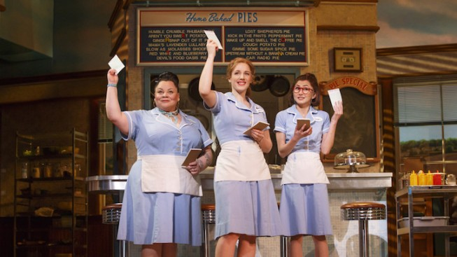 'Waitress,' 'Wicked,' More Set for Annual 'Broadway in Bryant Park'