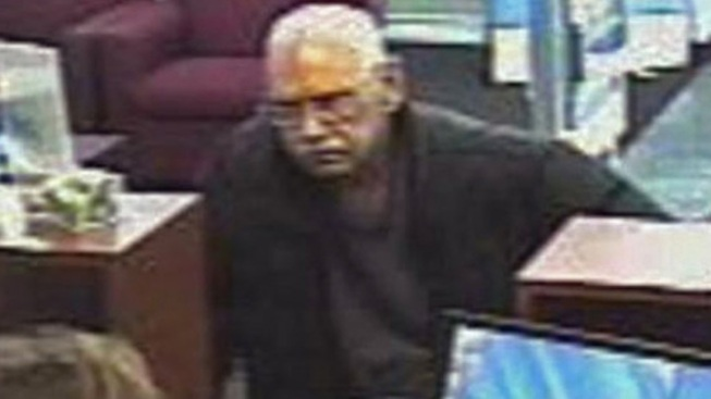 Elderly Ex-Con Robs Bank Because He Missed Prison