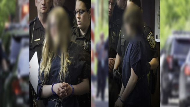"""Slender Man"" Stabbing Suspect Mentally Incompetent: Docs"