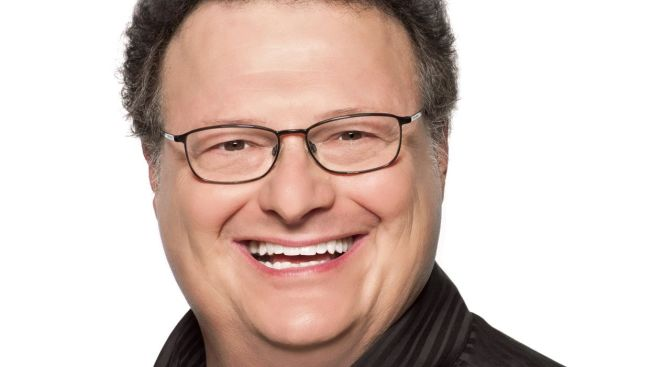 "Wayne Knight Dons Santa Suit for ""Elf"""