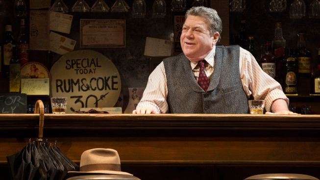"Q&A: George Wendt, Back at the Bar in ""Breakfast at Tiffany's"""