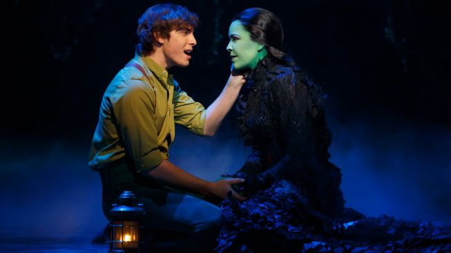 """Wicked"" Good Anniversary Plans"